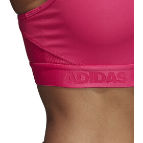 adidas Don't Rest Alphaskin Sports-BH Damer, real magenta